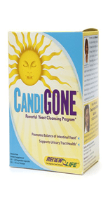 CandiGONE Yeast Infection Supplement Review