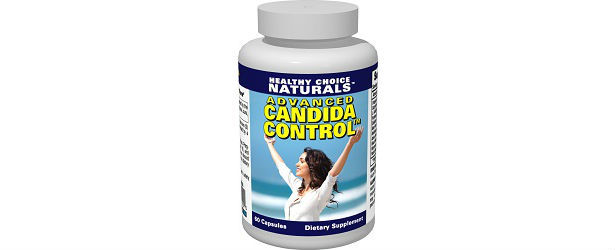 Advanced Candida Control Healthy Choice Naturals Review 615